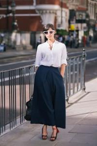 объемная юбка фото