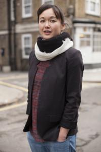 с чем носить шарф восьмерку фото