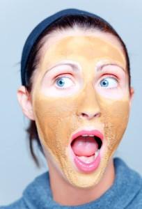 горчичная маска для лица