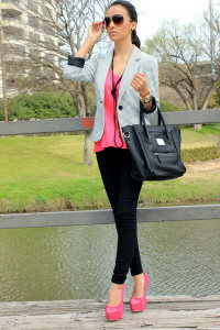 туфли розового цвета фото