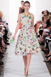 Модные платья лета 2014 года