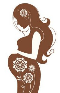 Темные выделения при беременности
