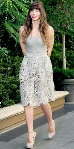 гипюровая юбка фото