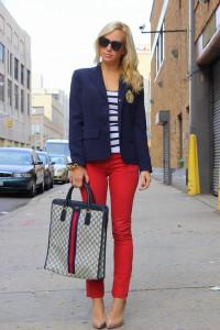 джинсы скинни с чем носить