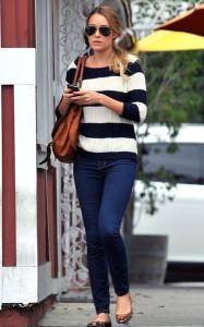 узкие джинсы фото