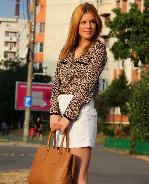Леопардовое платье: с чем носить и как носить? :: SYL.ru