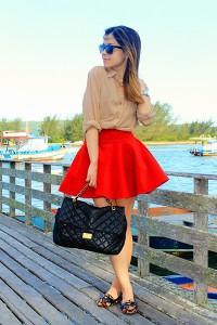 коричневая одежда фото