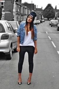 гранжевый стиль в одежде фото