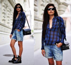 гранжевый стиль в одежде