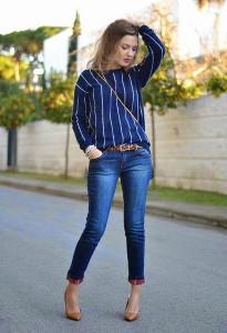 брюки до щиколотки