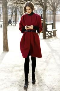 пальто без воротника фото
