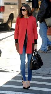 как носить пальто без воротника фото