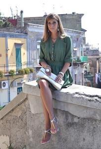 платье сафари фото