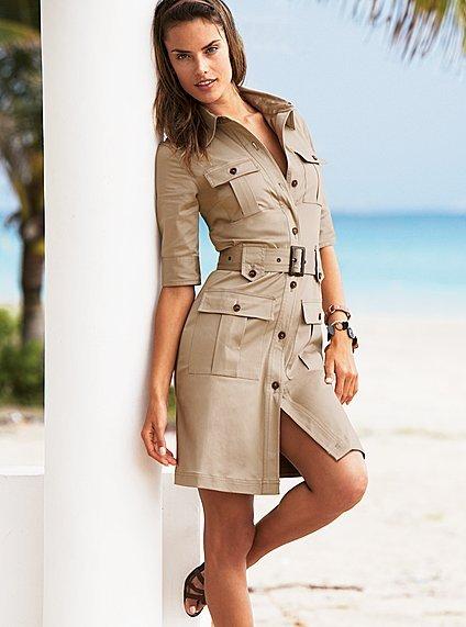 Купить женскую одежду сафари