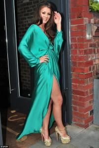 обувь к зеленому платью  фото