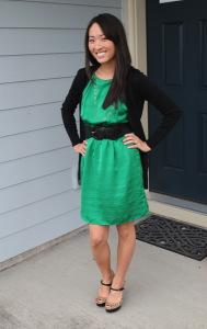 что означает зеленый цвет в одежде