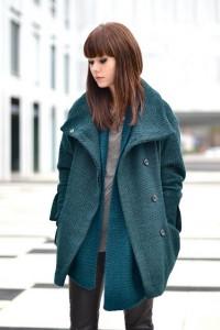 пальто оверсайз фото