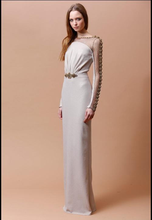 Стильные платья для высоких