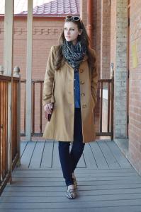как подобрать снуд к пальто