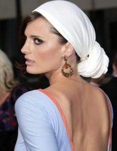носить платок