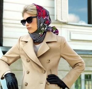 головной платок фото