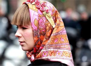 головной платок