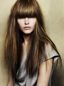 Какое бывает мелирование волос