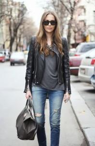 джинсы с дырками фото