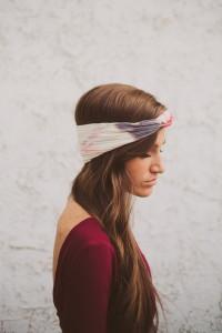 Как завязывать солоху на голову