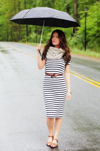stunning-striped-midi-dresses-ideas-1