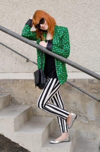 полосатые брюки фото